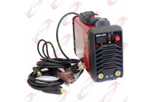 200 AMP INVERTER MMA ELECTRODE ARC WELDING MACHINE WELDER 230V 60Hz