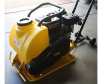 WALK BEHIND 196CC INFINITY C88 DIRT PLATE VIBRATORY COMPACTOR 6.5 HP GAS POWER