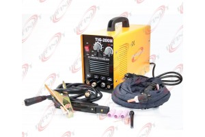 200 AMP DC INVERTER PULSE TIG WELDING MACHINE TIG & MMA FUNCTION 220V/60HZ