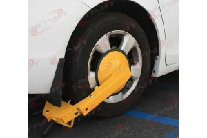Anti Theft Wheel Lock Clamp Boot Tire Claw Parking Car Truck RV Boat Trailer