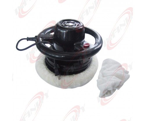 "10"" Car Polisher Random Orbital Detailing Waxer Buffer 3500RPM 110v Electric"