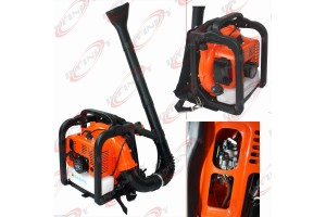66cc Gas Air Leaf Blower BackPack 4HP Engine Back Pack Blowers 150MPH Gardening