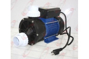 600 Watt 3/4 HP 85GPM ELECTRIC WATER PUMP POND SPA POOL PUMPS SUPPLY W/ ADAPTORS