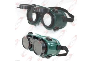 DOCTOR DR HORRIBLE Welding Safety Goggle Flip Up Glasses Welder Goggles