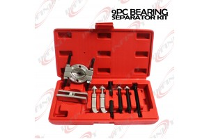 New Chrome Vanadium Mini 9pc Bearing Separator Set Tool Kit