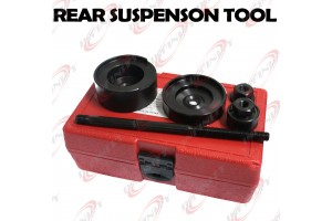 Rear Suspension Bush Bushing Removal Installation Tool Kit For VW Audi A3