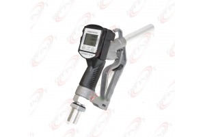 16 GPM Mechanical Gas Diesel Digital Fuel Nozzle w/ Meter, Accuracy Reading A11