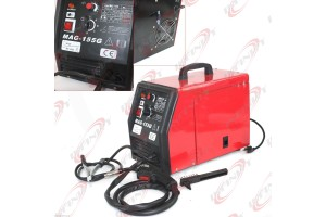 110v MAG 135G Flux Core Welder MIG-135 Gas/No Gas Welding 110v 130AMP
