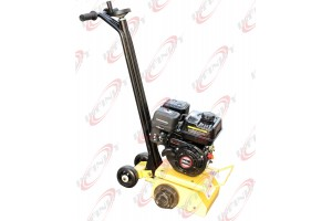 6.5HP 196cc Concrete Cement Scarifying Planer Grinder Preparation Walk Behind