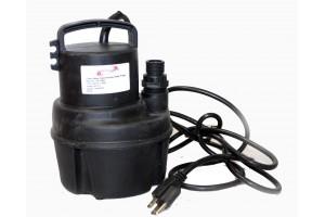 Utility 1/6 HP Clean Water Submersible Sub Sump Pump Flood Drain Pool Waterfall