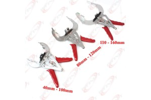3 Piston Ring Quick Installer Remover Engine Pliers 40- 160mm Expander
