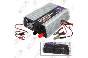 Neiko Auto 110 -120v 400-800 Watt Peak Surge Power Inverter