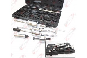 Master Injector Extractor with Common Rail Adaptor Puller Slide Hammer Pro Tools