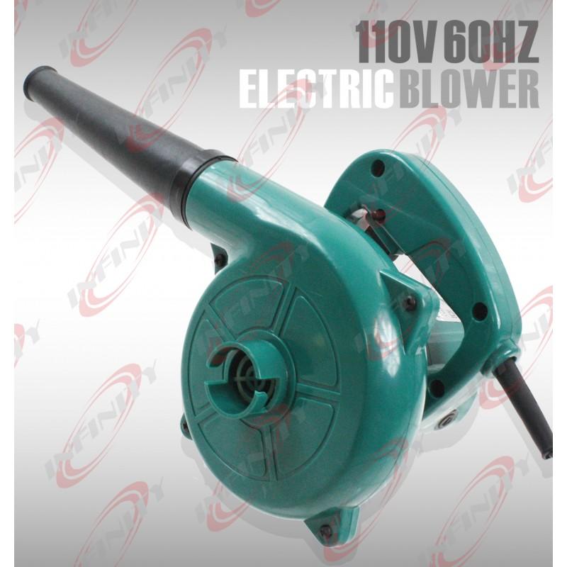 Vacuum Blower Data Sheet : Electric leaf blower handheld vacuum action dust cleaning