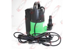 3/4 HP 2650GPH Submersible Dirty Clean Water Sump Pump Flooding Pond Swim Pool