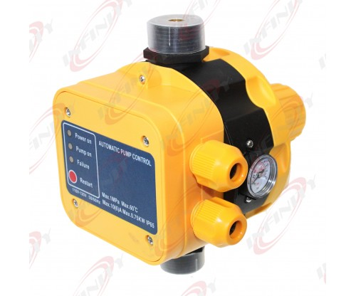 New Automatic Water Pump Pressure Controller Electronic Pressure Switch.14PSI
