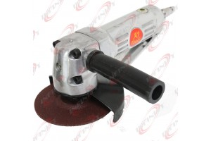 "4"" AIR ANGLE GRINDER AUTO POLISHER RUST SANDING w/Disc"