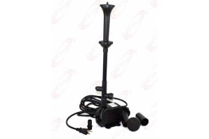 793 GPH Submersible Sub Water Fountain Pump For Aquarium Pond Hydroponic Fall