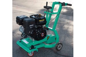 Walk Behind 420cc 14HP Gas Concrete Road Pavement Crack Router Grooving Machine