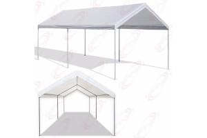 10'x20' Car Boat Carport Canopy Shelter Garage Storage Tent Party Shade EZ Setup