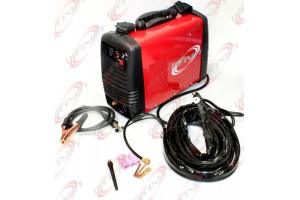 110v 220v DC inverter 200 amp TIG Welding Aluminum Stainless Welder Machine 200D