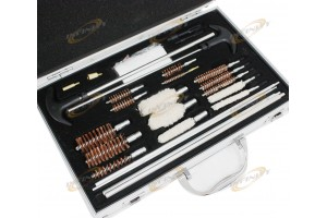 78 pc Universal Cleaning Kit For Gun Rifle Pistol Shotgun Maintenance Tools