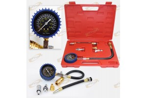 Motor Engine Compression Check Tester Automotive Repair Tool Tuner Kit Set
