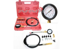 Oil Pump Pressure & Detecting Faulty Engine Oil Tester Gauge 140psi CP103453