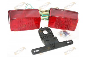 Auto Pick-Ups,Vans,Trucks,RV'S,Trailers Rear Tail Light Kit