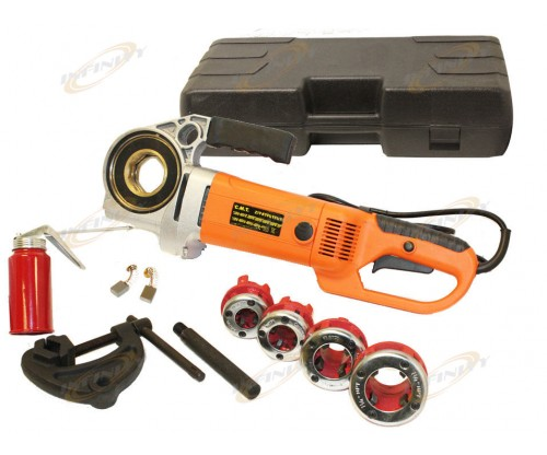 "2000W 2-2/3 HP ELECTRIC PIPE THREADER KIT 1/2"" ~ 1-1/4"""