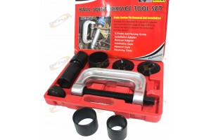 4 in 1 Ball Joint Service 2 & 4WD Auto Repair Brake Anchor Pin Remover Installer