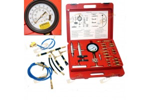 Master Fuel Injection Pump Pressure Test Kit CISE CIS Metric SAE