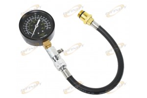 FLEX-DRIVE COMPRESSION TESTER CHECK PRESSURE PSI TESTER GAUGE