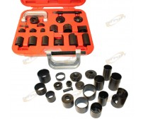 21pc Ball Joint Auto Repair Remove Installing Master Adapter C-Frame Press 2 4WD
