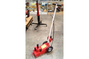 CAR Garage 22 TON Axle AIR HYDRAULIC FLOOR JACK AUTO