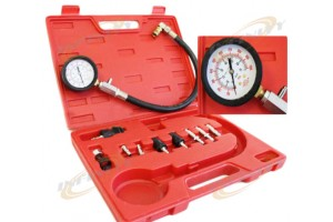 TEST DIESEL CYCLINER OIL PRESSURE METER GAUGE TU-15