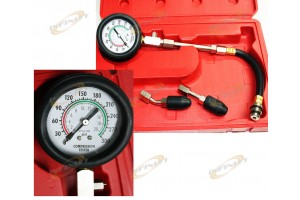 Automotive Quick Cylinder Compression Pressure Tester Tuner Most Vehicles Test
