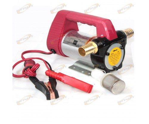 12V Diesel Cast Fuel Oil Transfer Pump 175W 11GPM Direct Biodiesel Kerosene Pump