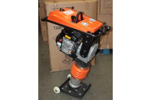 6.5HP Gas power Impact Rammer Jumping Jack Tamper Tamping Ram Compactor EPA CARB