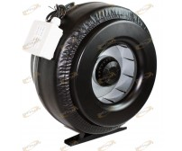 "12"" Inch Inline Duct Fan Vent Exhaust Air Cooled Hydroponic Fan Blower 1200CFM"