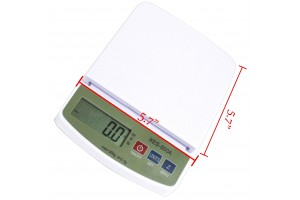 Mini Compact Scale Electric Kg / g/ LB/ Oz Conversion Digital