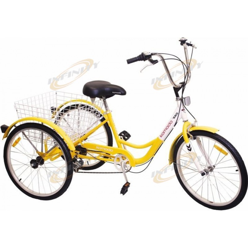 3 wheel adult tricycles