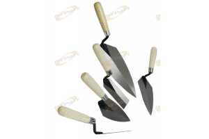 5 Pcs Mason Trowel Tools Set Cement Masonry Tool Plaster Set