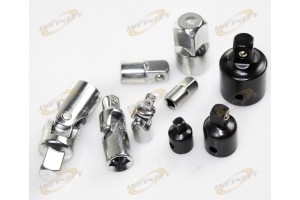 9pc PROFESSIONAL JOINT & ADAPTER AIR IMPACT UNIVERSAL