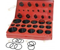 407 PCs UNIVERSAL O-RING ASSORTMENT KIT SET w/case