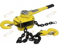 3 TON 5 FT RATCHETING LEVER BLOCK CHAIN HOIST COME ALONG PULLER PULLEY