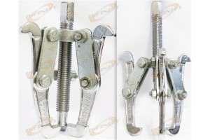 "4"" (100mm) GEAR PULLER W/ THREE - JAW LEGS HEAVY DUTY"