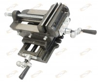 "4"" Machinist Cross slide drill press vise"