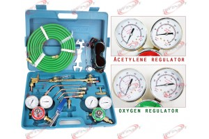 UL Oxygen Acetylene Victor Welding Cutting Kit Torch