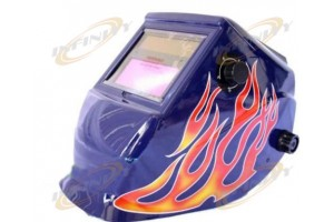 Auto Darkening TIG MIG ARC Flaming Welding Helmet ANSI